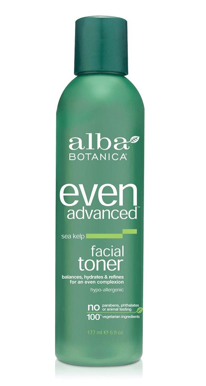 Alba Botanica Even Advanced™ Sea Kelp Facial Toner