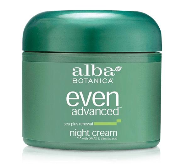 Alba Botanica Even Advanced™ Sea Plus Renewal Night Cream