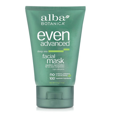 Alba Botanica Even Advanced™ Deep Sea Facial Mask