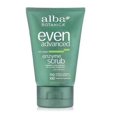 Alba Botanica Even Advanced™ Sea Algae Enzyme Scrub
