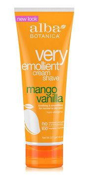 Alba Botanica Very Emollient™ Cream Shave Mango Vanilla