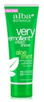 Alba Botanica Very Emollient™ Cream Shave Aloe Mint