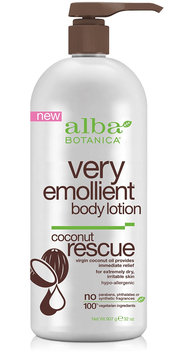 Alba Botanica Very Emollient™ Body Lotion Coconut Rescue