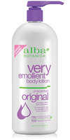 Alba Botanica Very Emollient™ Body Lotion Unscented Original