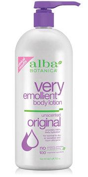 Alba Botanica Very Emollient™ Body Lotion Unscented Original