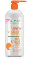 Alba Botanica Very Emollient™ Body Lotion Daily Shade Broad Spectrum