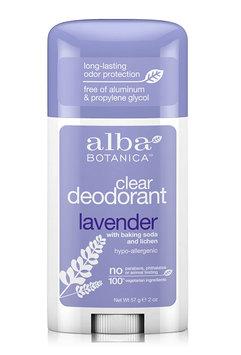 Alba Botanica Clear Enzyme Deodorant Stick Lavender
