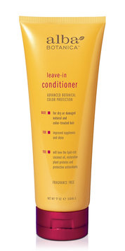 Alba Botanica Advanced Botanical Leave-in Conditioner