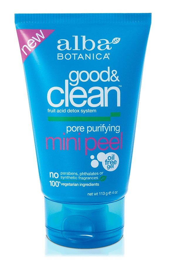 Alba Bontanica Good & Clean Pore Purifying Mini Peel