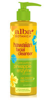 Alba Botanica Hawaiian Facial Cleanser Pore Purifying Pineapple Enzyme