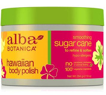 Alba Botanica Hawaiian Body Polish Smoothing Sugar Cane