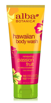 Alba Botanica Hawaiian Body Wash Renewing Passion Fruit