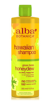 Alba Botanica Hawaiian Shampoo Gloss Boss Honeydew