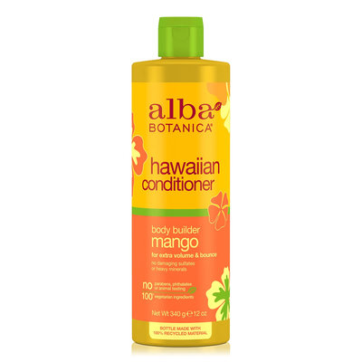 Alba Botanica Hawaiian Conditioner Body Builder Mango