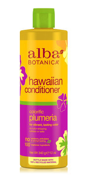 Alba Botanica Hawaiian Conditioner Colorific Plumeria