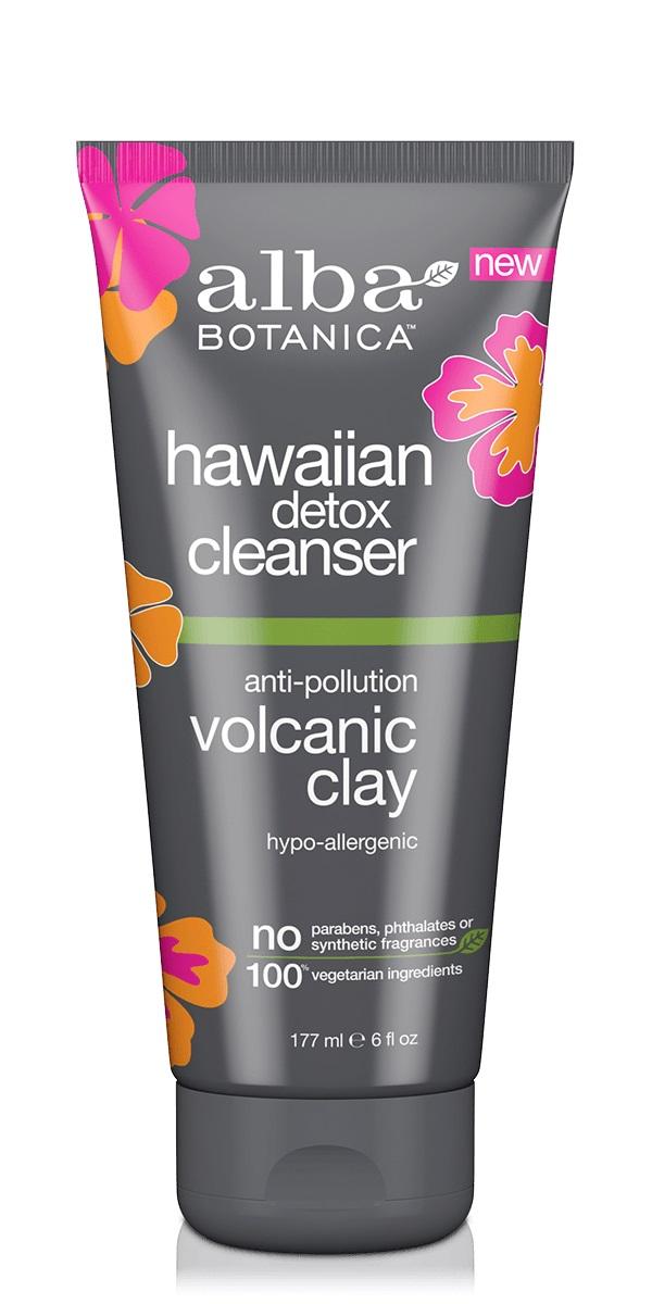 Alba Botanica Hawaiian Detox Cleanser Anti-pollution Volcanic Clay
