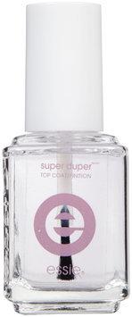 essie Nail Treatment Super Duper Top Coat