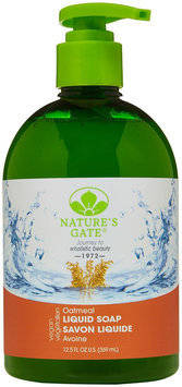 Nature's Gate Liquid Soap Oatmeal 12.5 fl oz - Vegan