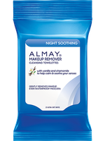 Almay Night Soothing Makeup Remover Towelettes