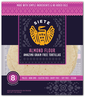 Siete Almond Flour Tortillas