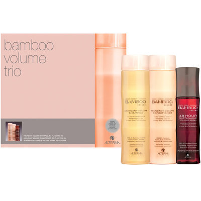 Alterna Bamboo Volume Abundant Volume Trio