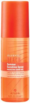 ALTERNA BAMBOO Beach Summer Sunshine Spray Protective Shine Veil, 4.2 oz