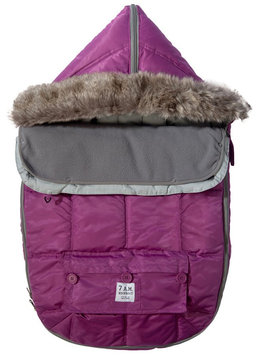 7 A.M. Enfant Le Sac Igloo Bunting - Grape