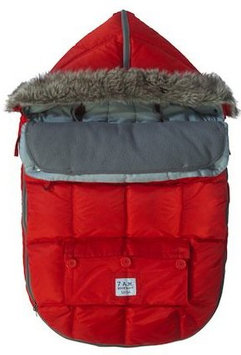 7 A.M. Enfant Le Sac Igloo Bunting - Red