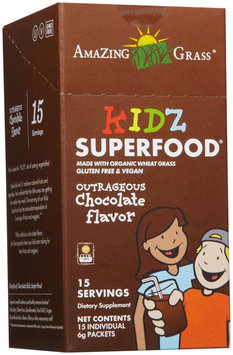 Amazing Grass Kids Superfood - 15 Packs - Other Green / Super Foods