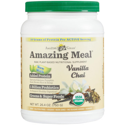 Amazing Grass Amazing Meal - Vanilla Chai Infusion