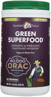 Amazing Grass ORAC Green SuperFood - 60 Servings, Berry