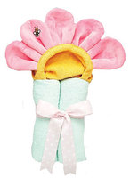 AM PM Kids Pastel Pink Flower Tubbie Towel