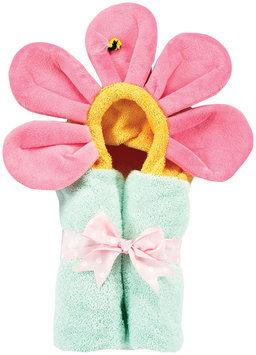 Am Pm Kids Flower Tubby Towel Color: Pastel