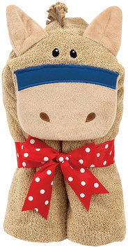 Am Pm Kids Pony Tubby Towel Color: Tan