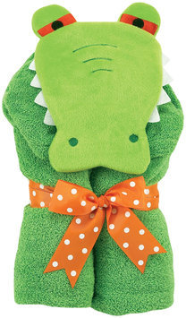 Am Pm Kids Alligator Tubby Towel Size: 27