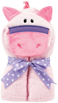 Am Pm Kids Tubby Towel Pattern: Pink Pony