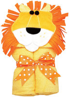 Am Pm Kids Tubby Towel Pattern: Lion