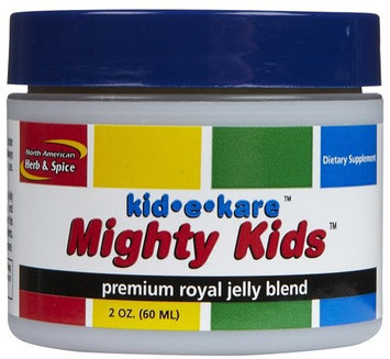 Merican Herb Spice North American Herb & Spice Kid-e-Kare Mighty Kids