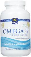 Nordic Naturals Omega-3 Formula Softgels, Lemon