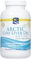 Nordic Naturals Arctic Cod Liver Oil - 180 Softgels