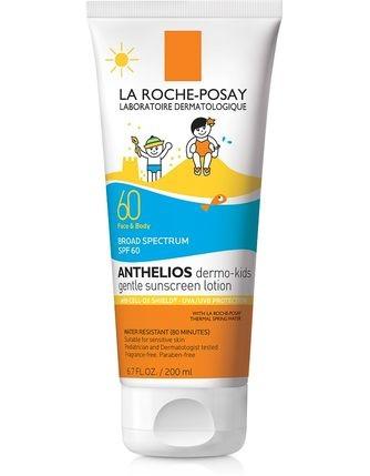 La Roche-Posay Anthelios Dermo-Kids SPF 60 Sunscreen
