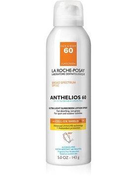 La Roche-Posay Anthelios SPF 60 Spray Sunscreen