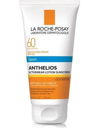 La Roche-Posay Anthelios Sport SPF 60 Sunscreen