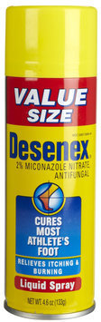 Desenex Athlete's Foot Spray Liquid