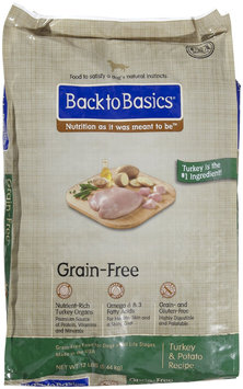 Back to Basics Grain-Free Turkey & Potato - 24lb