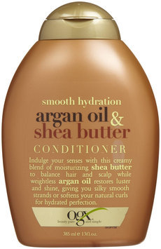 OGX® Smooth Hydration Argan Oil & Shea Butter Conditioner