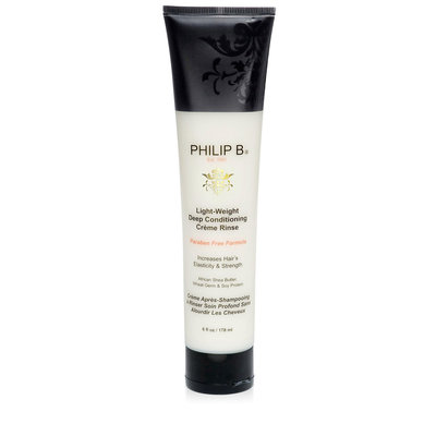 Philip B. Light-Weight Deep Conditioning Creme Rinse-6 oz