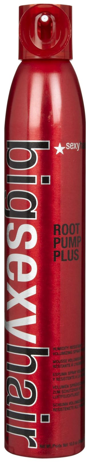 Big Sexy Hair Root Pump Plus Volumizing Spray Mousse
