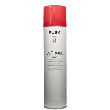Rusk W8tless Plus Shaping & Control Hairsrpray