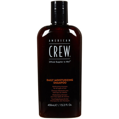 American Crew Daily Moisturizing Shampoo, 15.2 oz